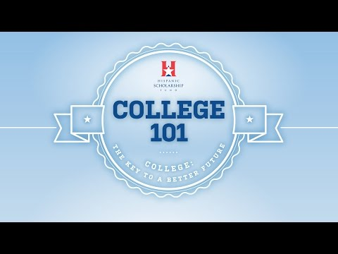 HSF College 101