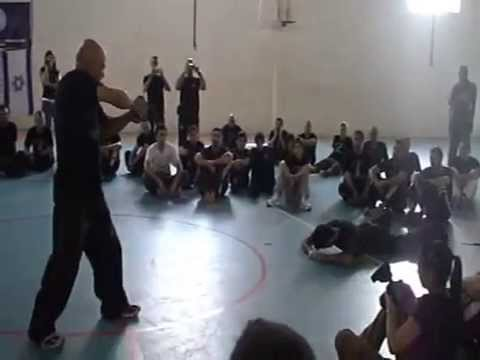 ISRAELI KRAV MAGA ASSOCIATION – GRAND MASTER HAIM GIDON