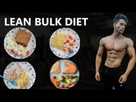 Full Day Of Eating (Lean Bulking) || Indian Diet Plan | fitmanjeet
