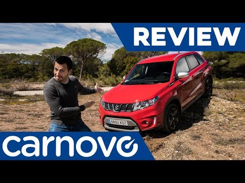 Suzuki Vitara - Opinión / Review / Prueba / Test en español  Carnovo