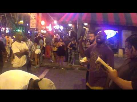 The Israelites: Battle Royale on Beale Street Part 2