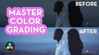 How To Become A Master At Color Grading