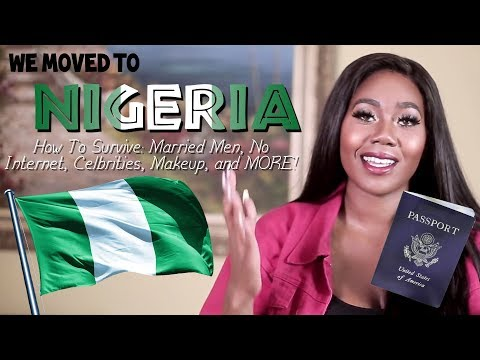 We Moved To Nigeria: Ten Commandments | Efiknicky