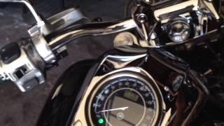 8. 2013 Yamaha Raider SCL