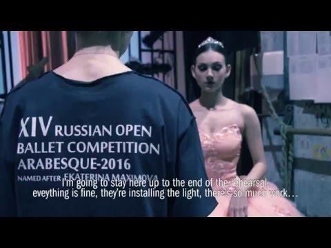 Дневник конкурса «Арабеск» 2016. Выпуск №3. Пермский балет на конкурсе