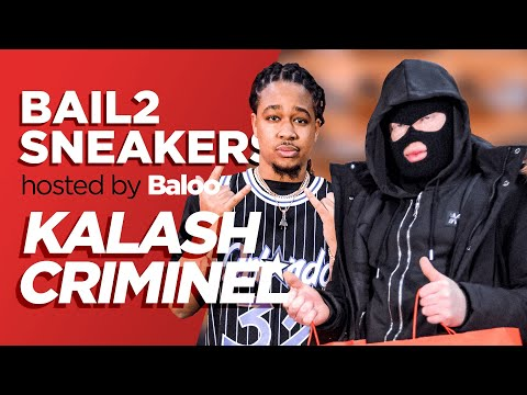 KALASH CRIMINEL – Bail 2 Sneakers