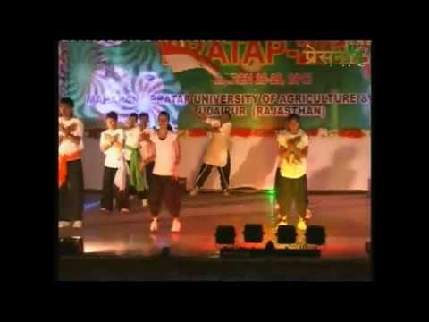 MPUAT Udaipur Pratap youth festival 2