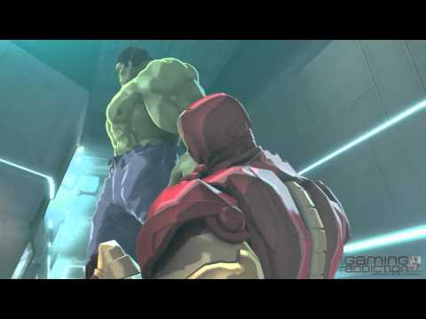 Marvel's Iron Man & Hulk: Heroes United Trailer 1