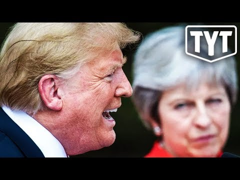Trump Hillariously Pretends To Know What Brexit Is