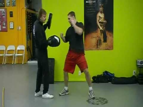 JKD Training with Equipment (Part 5)