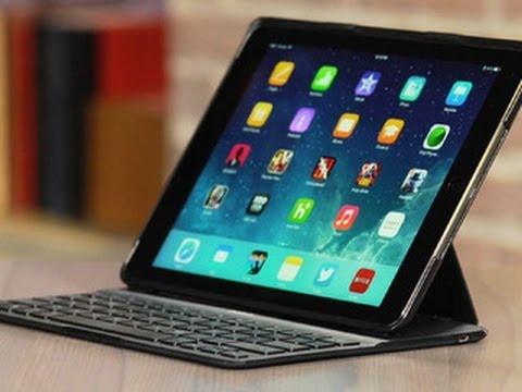 Belkin Qode Ultimate Keyboard Case for iPad Air earns its name