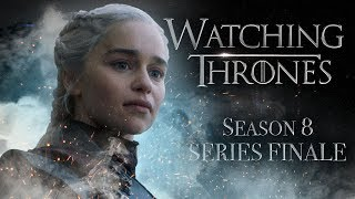 Game of Thrones Season 8 Episode 6 'The Iron Throne' | WATCHING THRONES FINALE