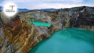 Wonderful Indonesia Kelimutu Flores