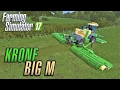 Farming Simulator 2017 | KRONE BIG M | Coldborough Park Farm | Episode 14