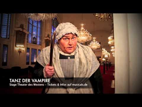 """VAMPIRE """"Unsere neue Rebecca"""""""