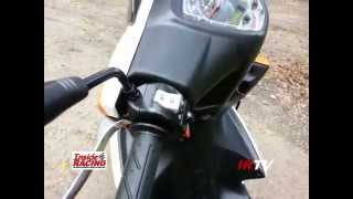 9. 2015 Kymco Super8 150 Walkaround