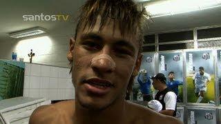 Confira tudo o que rolou nos bastidores do jogo contra o Internacional, pela Libertadores 2012. ーーーーーーーーーー SantosFCの...