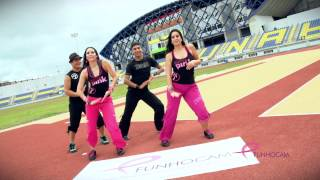 Honduras Dance Crew (Marcela Rosa, Vanessa Rosa, Noé Sanz y Eduardo Mejia)...
