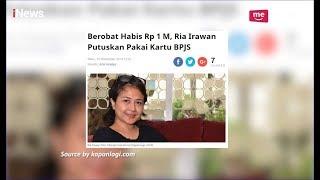 Video Ria Irawan Ceritakan Pengalaman Sembuh Kanker Gunakan BPJS Part 01 - Alvin & Friends 25/03 MP3, 3GP, MP4, WEBM, AVI, FLV Mei 2019