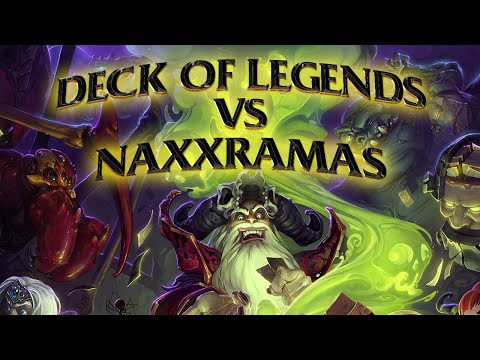 Totalbiscuit - TotalBiscuit weighs his legendary deck against the newly released Arachnid Quarter of the Naxxramas expansion, also participating in the first two class chal...