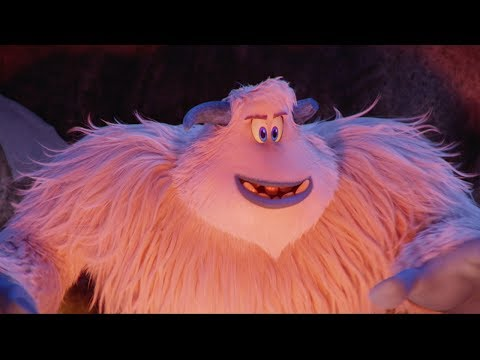Smallfoot Official Teaser Trailer