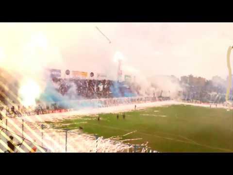 Atlético Tucuman vs Belgrano. Recibimiento 8/5/16 - La Inimitable - Atlético Tucumán