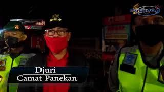 Pos Perbatasan Magetan-Ngawi Gelar Operasi Masker ( HARIANSIBER TV)