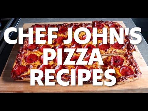 Chef John's Best Pizza Recipes