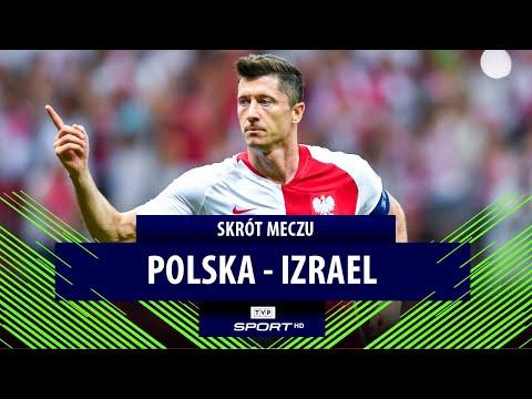El. Euro 2020. Polska – Izrael 4:0 [SKRÓT MECZU]