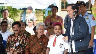 Video Kunjungan Presiden Jokowi Ke Jayapura, Provinsi Papua (Seorang Anak Diberi Sepeda) MP3, 3GP, MP4, WEBM, AVI, FLV Agustus 2018