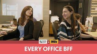 Video FilterCopy | Every Office BFF | Ft. Barkha Singh and Sahiba Bali MP3, 3GP, MP4, WEBM, AVI, FLV November 2018