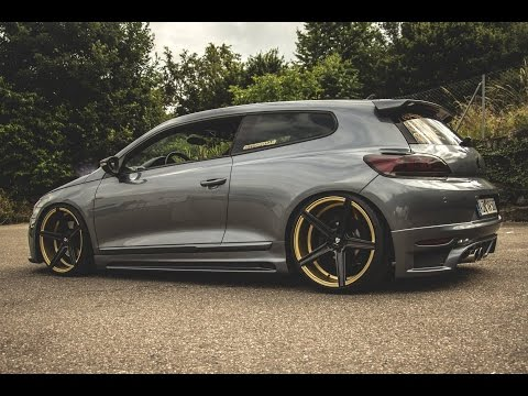 "K-custom – VW Scirocco ""R"" Tuning"
