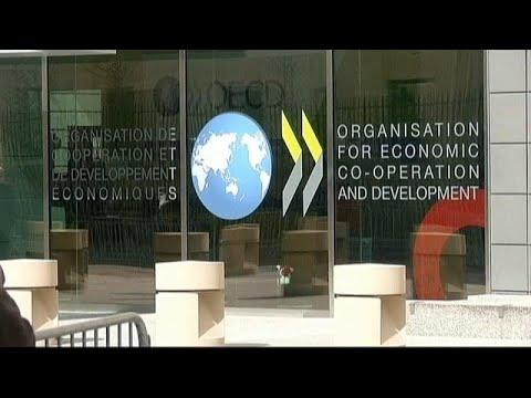 ΟΟΣΑ: Επιβράδυνση της παγκόσμιας οικονομίας
