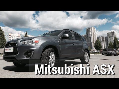 | Авто Обзор на Mitsubishi ASX | Что лучше asx или кашкай?