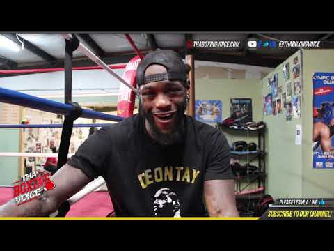 🔥Deontay Wilder Questions And Answers Patreon Only😱People's Champ Answers The People's Questions🙏