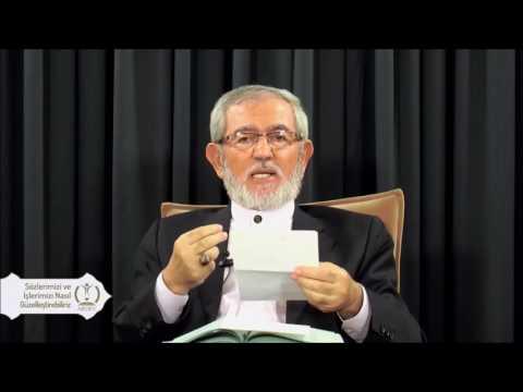 Kur'an'a Uygun Konuşmak Sanattır, Keramettir ve İbadettir