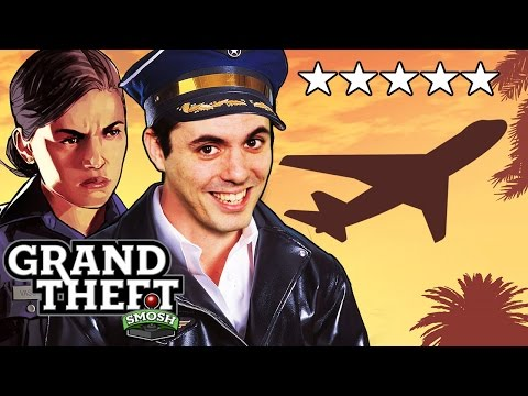 theft - Subscribe to Smosh Games ▻▻ http://smo.sh/SubscribeSmoshGames Jet Fighter Throwdown ▻▻ http://smo.sh/GTSTHOWDOWN We SMITE Each Other ▻▻ http://smo.sh/GBSMITE School is back in...
