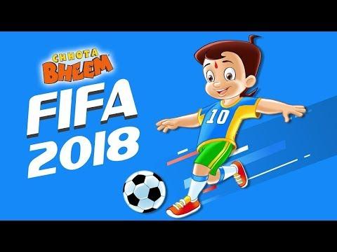 Video Chhota Bheem - Football 2018 World Cup download in MP3, 3GP, MP4, WEBM, AVI, FLV January 2017