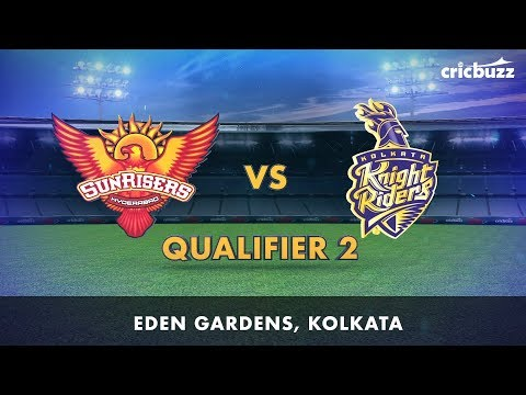 Cricbuzz LIVE: Qualifier 2 - SRH vs KKR Pre-match show