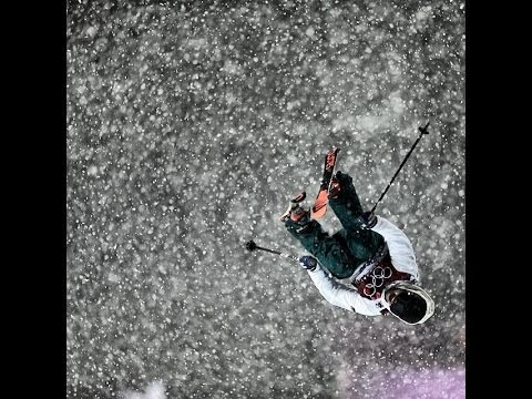 David Wise wins halfpipe freestyle skiing gold medal   Sochi 2014 Olympics