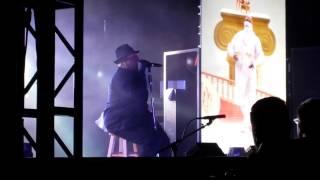 """Krizz Kaliko """"Big FU"""" Tech N9ne Strictly Strange Tour 2017"""