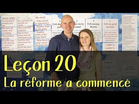 Torben Sondergaard - Pionner School 20 - La réforme a commencé