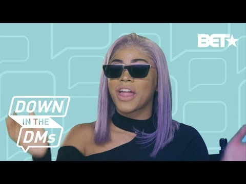 Hennessy Carolina On How She Bagged Her Girlfriend in the DMs | Down In The DMs