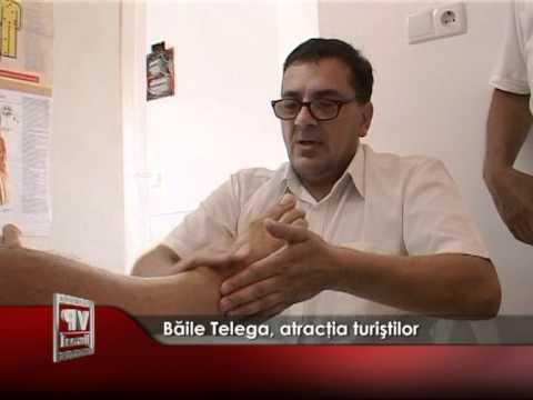 Băile Telega, atracţia turiştilor