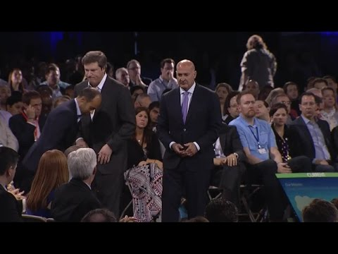 Corporate Vision — Salesforce World Tour NYC — June 18, 2015