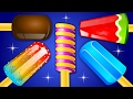 Finger Family Popsicles | Nursery Rhymes | Kids Songs | Baby Rhymes | Children Videos