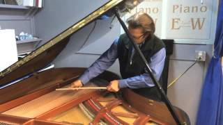 Why pianos go out of tune part 1