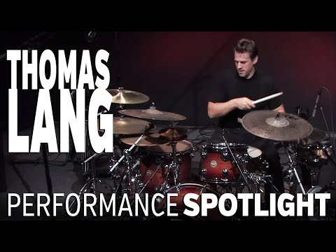 lang - Thomas Lang performs for us during our shoot for the Vic Firth Factory Tour DVD! Check out other performances from your favorite Vic Firth artists at: http:/...