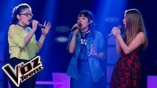 Video Nikki, Anamaría y Angie cantan 'Bohemian Rhapsody' | Batallas | La Voz Teens Colombia 2016 MP3, 3GP, MP4, WEBM, AVI, FLV April 2018