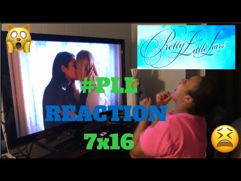 My Reactions: Pretty Little Liars 7B Episode 16 #EndGame | phalANGEs